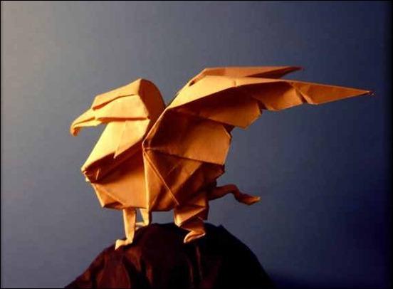 origami-gryphon