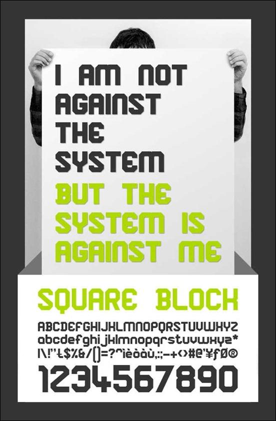 square-block