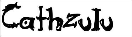 catzhulu-hand-drawn-font