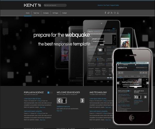 kent-responsive-joomla-template