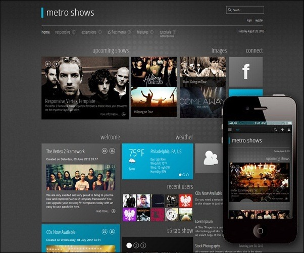 metro-shows