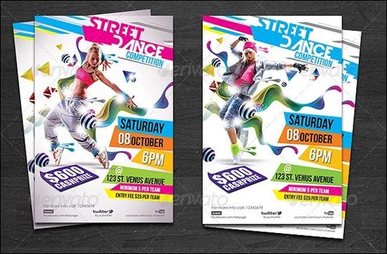 street-dance-flyer-template