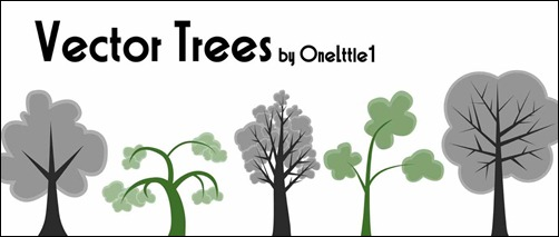 vector-tree-pack