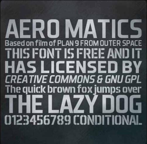 aeromatics-stencil