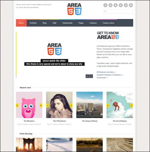 area53-a-responsive-wordpress-theme