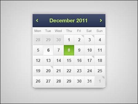calendar-free-psd