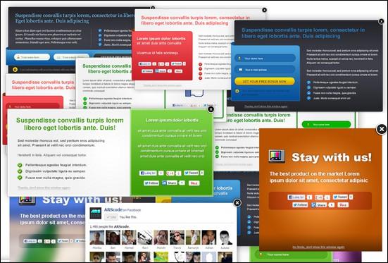 20+ Useful WordPress Popup Plugin Collection