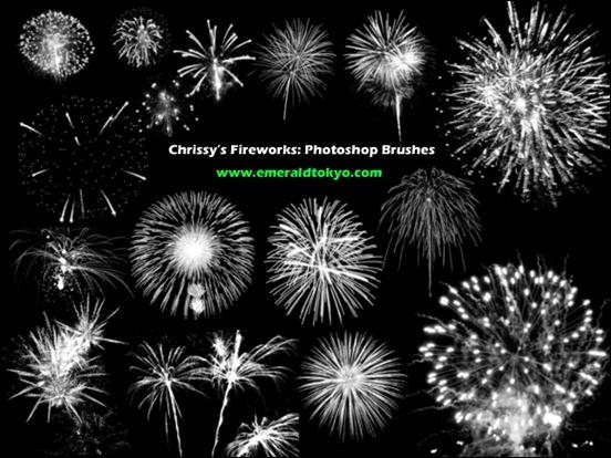 chrissy's-fireworks-ps-brushes-