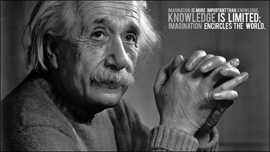 Albert-Einstein-on-Imagination