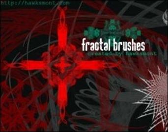 fractal-brushes