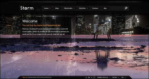 storm-dark-wordpress-theme