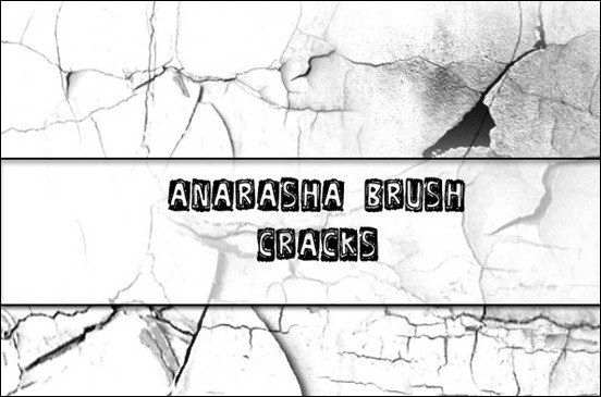 cracks-brush