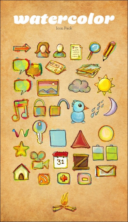 watercolor-icon-pack-