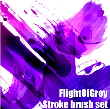 flight-of-grey-stroke-brush-set