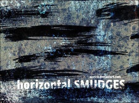 horizontal-smudges-brushes