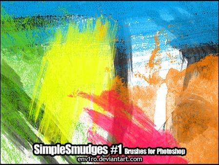 simple-smudges
