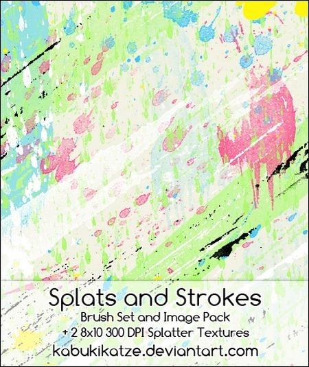 splats-and-strokes