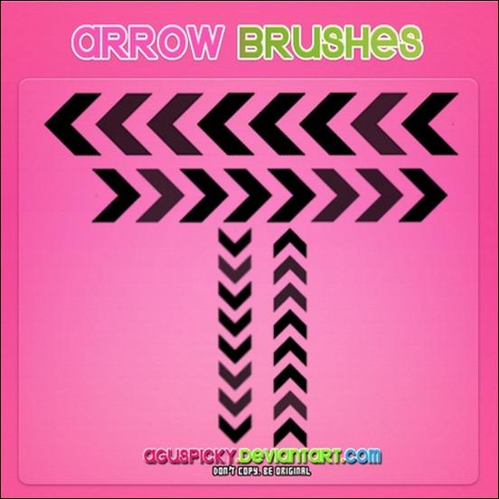 arrow-brushes-by-!aguspicky