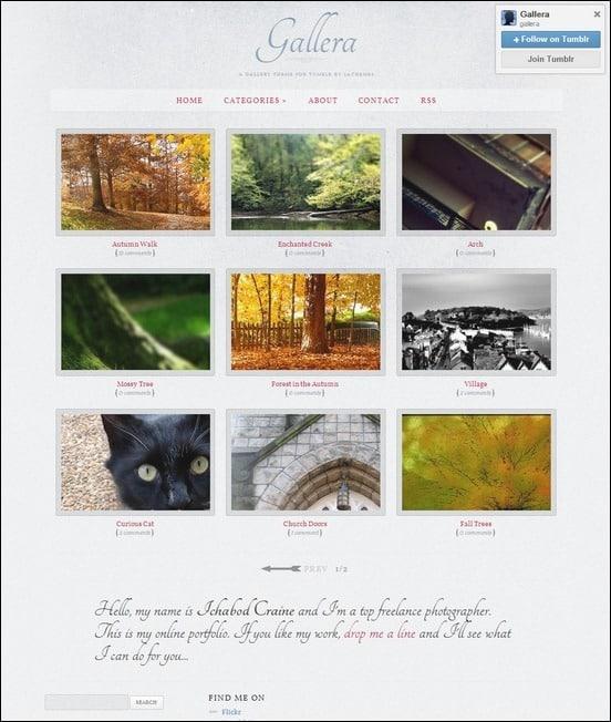 gallera-poto-gallery-portfolio-theme-for-tumblr