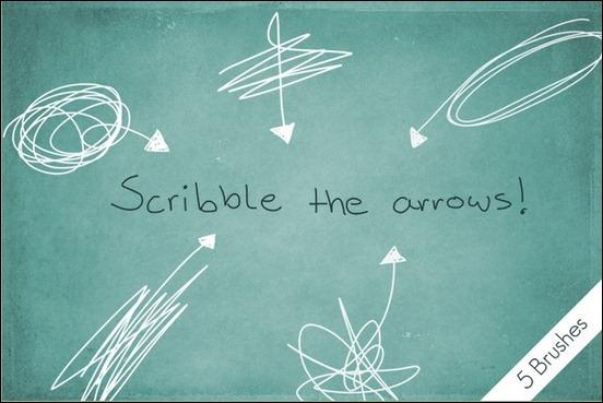 scribble-the-arrows