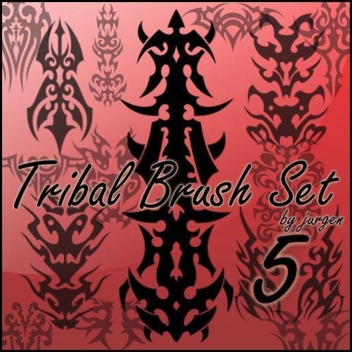 tribal-brush
