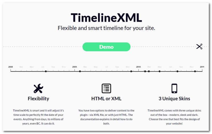 TimelineXML