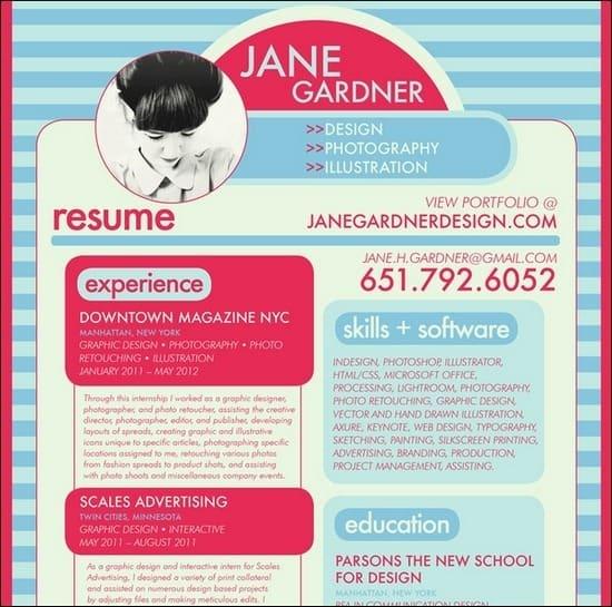 Resume-Design