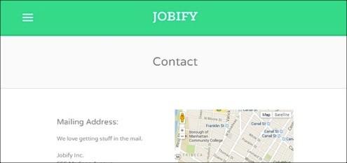 Jobify – A Clean and Modern Job Board Theme for WordPress