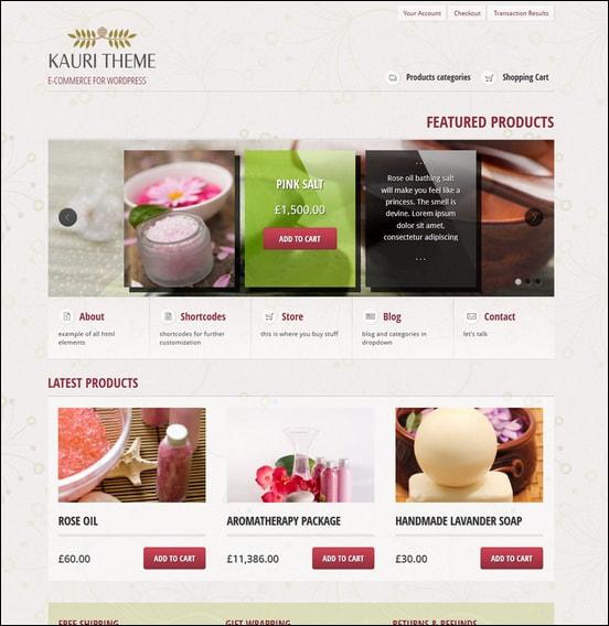 kauri-responsive-theme-for-wp-ecommerce