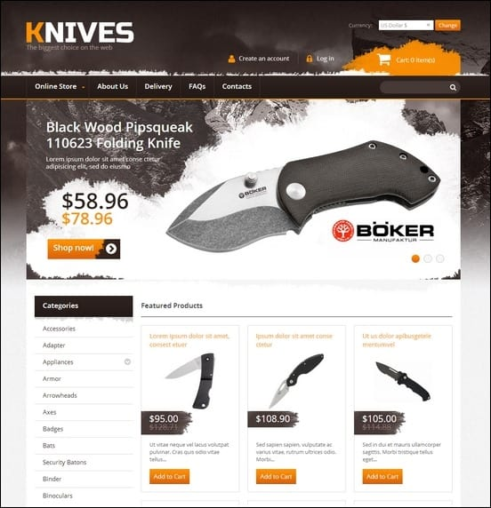 knives-on-the-web