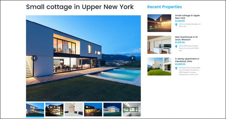 Bellaina Real Estate WordPress Theme Review [Special Deal Inside]