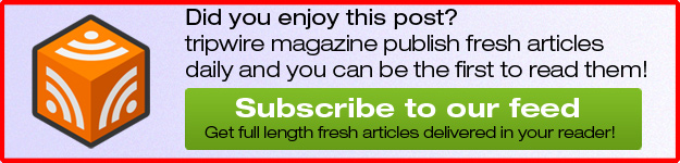 Please subscribe to tripwire magazines rss feed