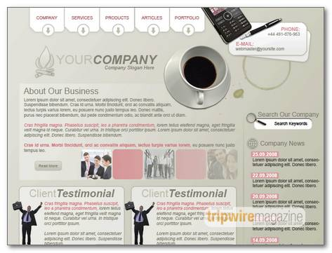 BusinessLayout2
