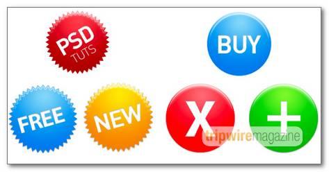 web20 icons