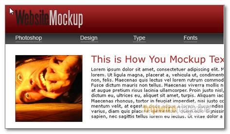 website-design-mockup
