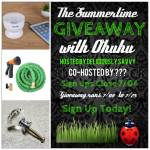 Blogger Opp – The Summertime Giveaway with Ohuhu – Sign Ups Close July 4