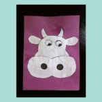 Cow Craft for Preschoolers