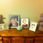 A New Look For Old Picture Frames