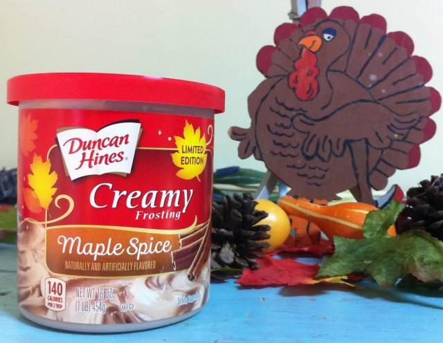 Maple Spice Two Ingredient Fudge Recipe