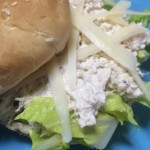 Caesar Chicken Sandwich Recipe