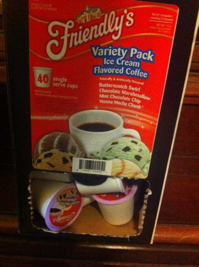 Friendly's variety pack