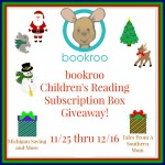 Bookroo #Giveaway Ends Dec. 16 ENDED