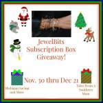 JewelBits #Giveaway #GTG2015 Ends Dec. 21 ENDED