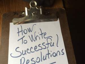 Clip Board How to Write a Successful Resolution