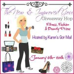 Renew with Moisture in the New & Improved You #Giveaway Hop #NewImprovedYou Ending Jan. 20 ENDED