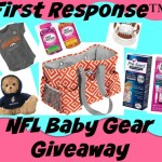 First Response NFL Baby Gear #Giveaway Ends April 11 *ENDED*