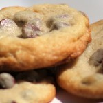 Coconut & Chocolate Chip Cookies #Recipe