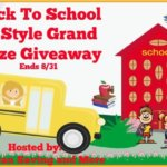 Back To School In Style Grand Prize #Giveaway @las930 Ends Aug. 31 *ENDED*