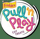 Friskies Pull N Play cat treats