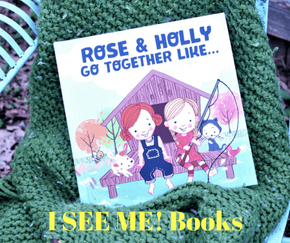 As both a mother and an educator, I SEE ME! Books impressed me.  Read my complete review to find out why.